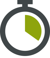 Fast installation icon