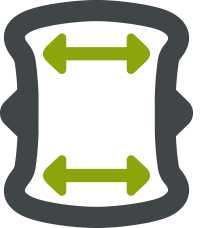 Wide Entry / Exit icon